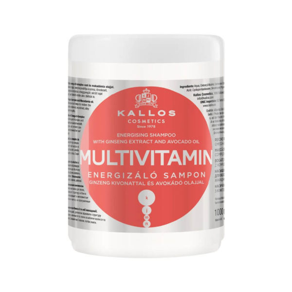 Kallos Multivitamin - Maska 1000ml