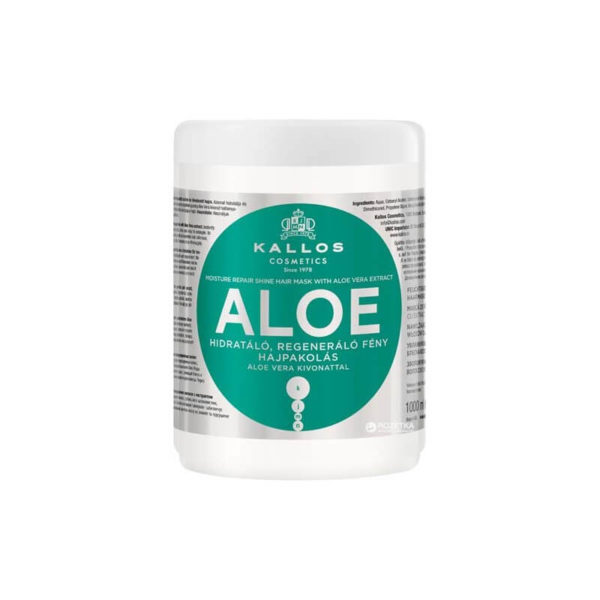 Kallos Aloe - Maska 1000ml