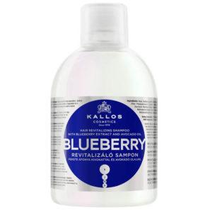 Kallos Blueberry - Szampon 1000ml