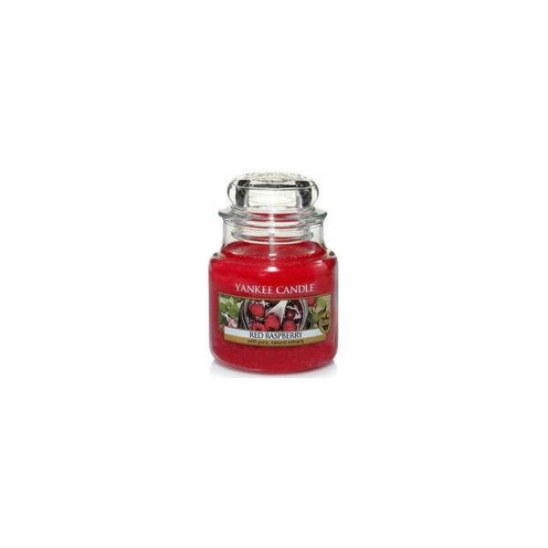 Yankee Candle Red Raspberry - Świeca Mała