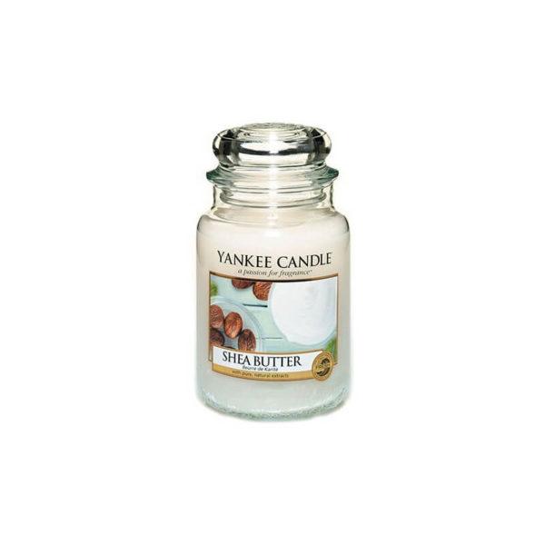 Yankee Candle Shea Butter - Świeca Duża