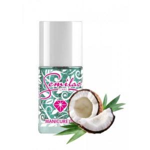 Semilac Oliwka do Manicure - Kokosowa