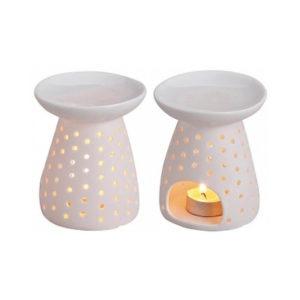 Kominek Ceramiczny - Dziureczki