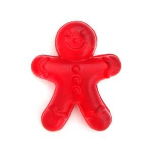 Mydełko Glicerynowe Ciasteczkowy Ludek - Czerwony