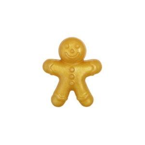 Mydełko Glicerynowe Ciasteczkowy Ludek - Złoty