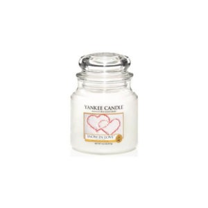 Yankee Candle Snow in Love - Świeca Średnia