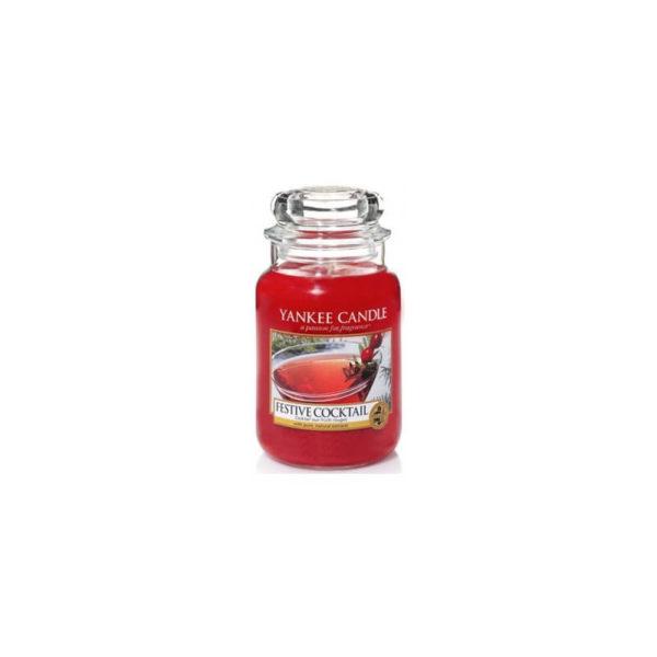 Yankee Candle Festive Coctail - Świeca Duża