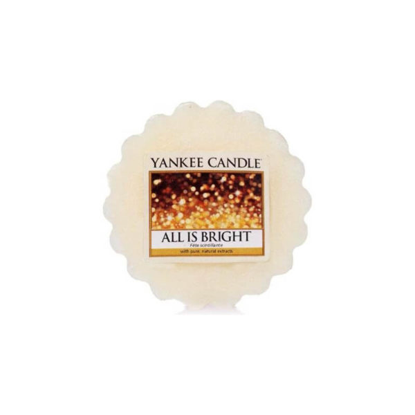 Yankee Candle All is Bright - Wosk