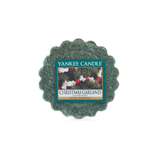 Yankee Candle Christmas Garland - Wosk