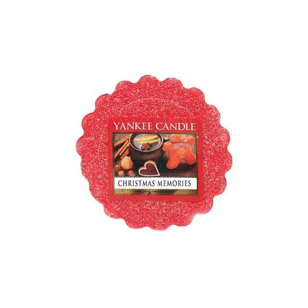 Yankee Candle Christmas Memories  - Wosk