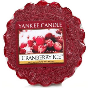 Yankee Candle Cranberry Ice - Wosk