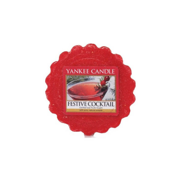 Yankee Candle Festive Coctail - Wosk