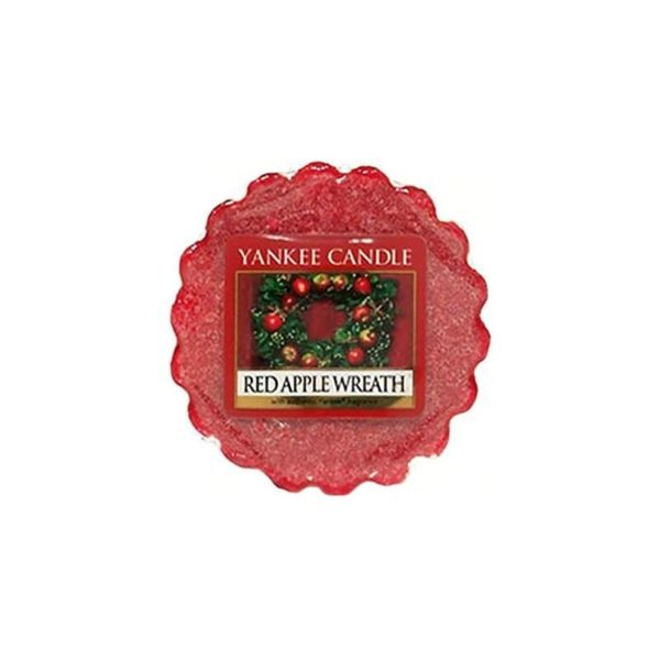 Yankee Candle Red Apple Wreath - Wosk