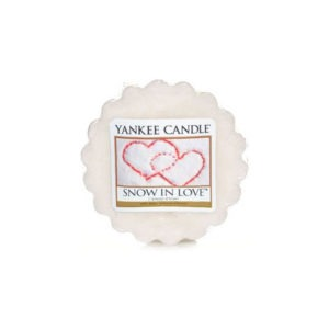 Yankee Candle Snow in Love - Wosk