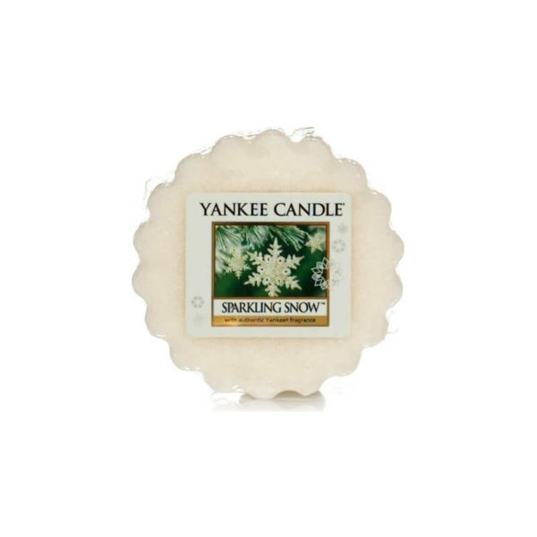 Yankee Candle Sparkling Snow - Wosk