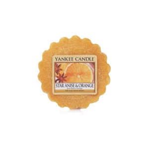 Yankee Candle Star Anise and Orange - Wosk