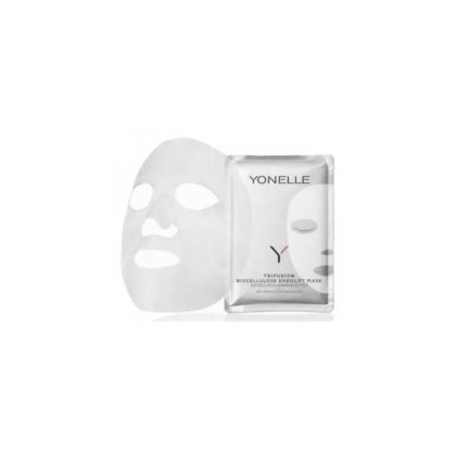 Yonelle Trifusion - Biocelulozowa Maska Endoliftingująca
