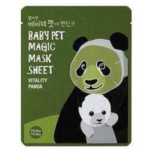 Holika Holika Baby Pet - Panda Maseczka w Płachcie