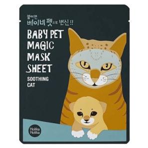 Holika Holika Baby Pet - Kot Maseczka w Płachcie