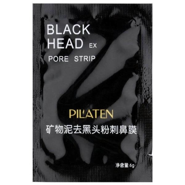 Pilaten Black Czarna Maska - Saszetka 6g