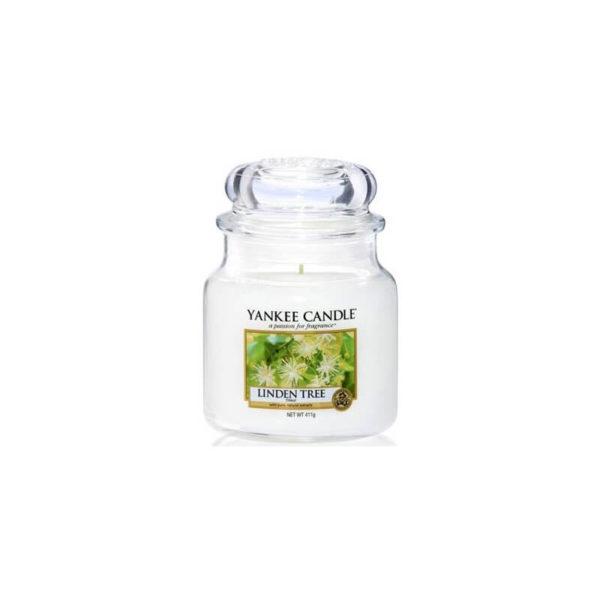 Yankee Candel Linden Tree - Świeca Średnia
