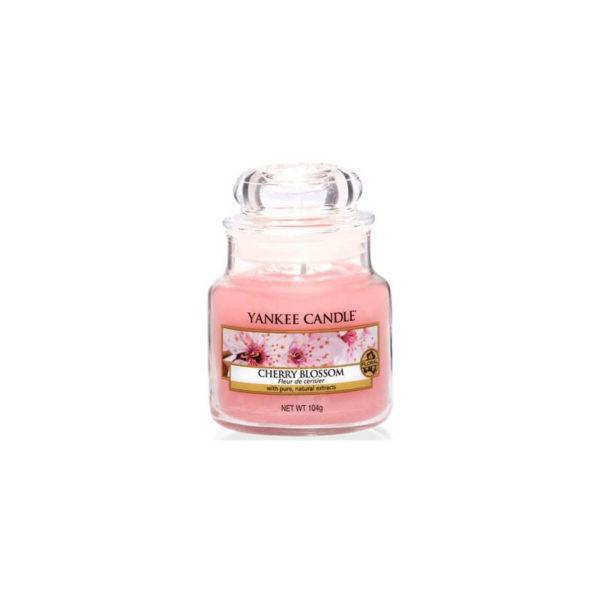 Yankee Candle Cherry Blossom - Świeca Mała