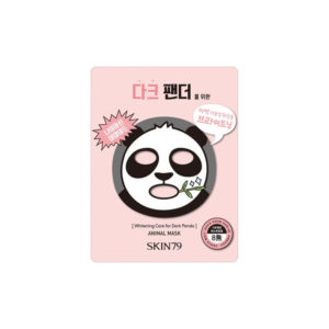 SKIN79 Animal Mask Dark Panda - Maska Wybielająca