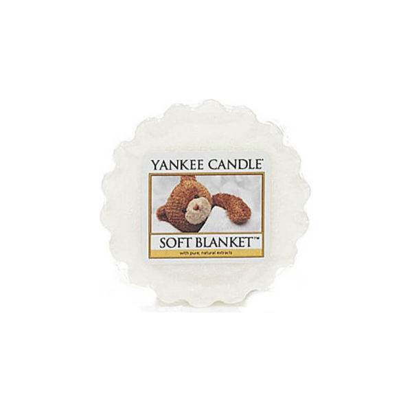 Yankee Candle Soft Blanket - Wosk