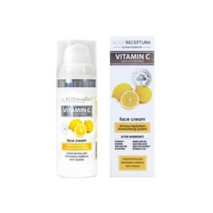 Stara Mydlarnia Vitamin C - Krem do twarzy Anti-Age