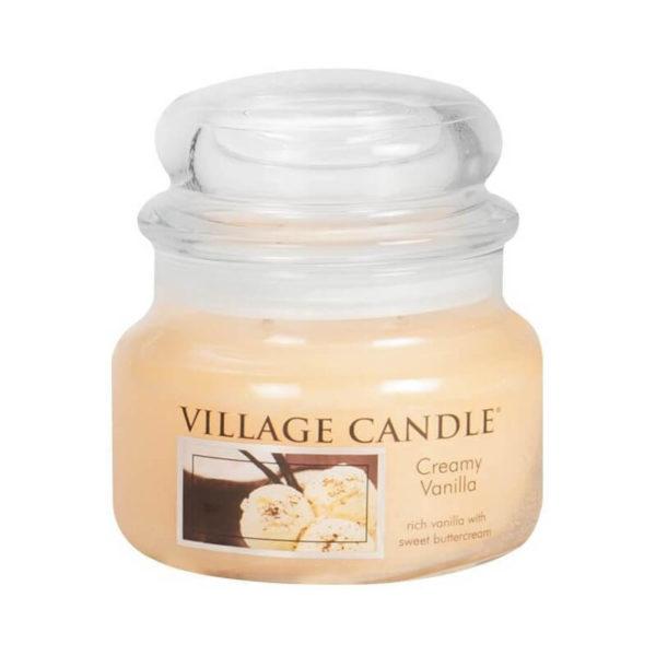 Village Candle Creamy Vanilla - Świeca Mała