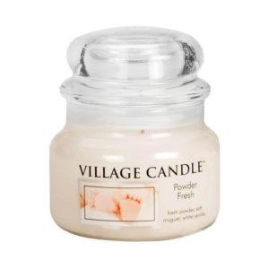 Village Candle Powder Fresh - Świeca Mała