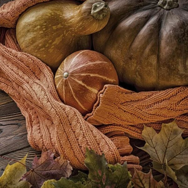 Village Candle Autumn Comfort - Świeca Duża