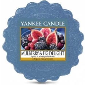 Yankee Candle Mulberry & Fig Delight - Wosk