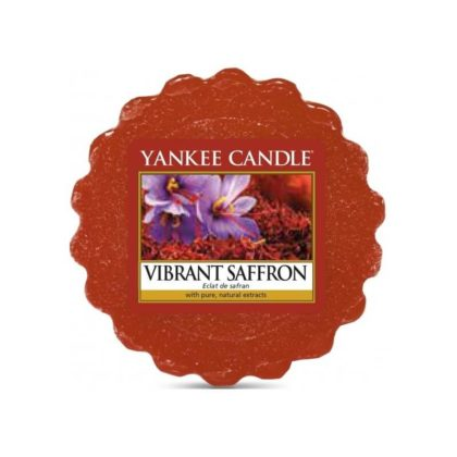 Yankee Candle Vibrant Saffron - Wosk