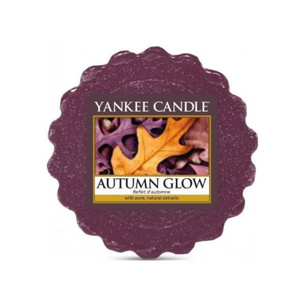 Yankee Candle Autumn Glow - Wosk
