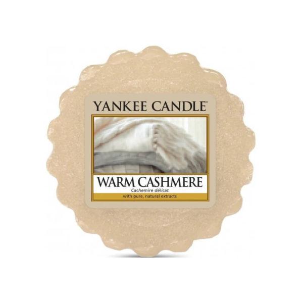 Yankee Candle Warm Cashmere - Wosk