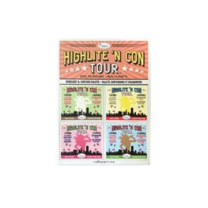 The Balm Highlite'n Con Tour - Paleta do konturowania