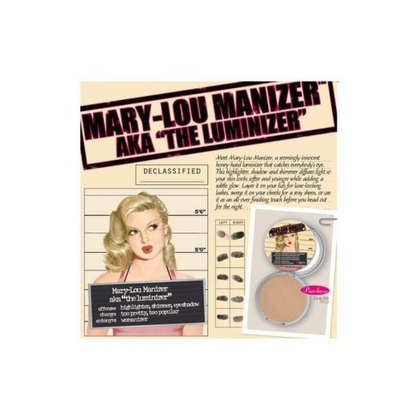 The Balm Mary-Lou Manizer - Rozświetlacz