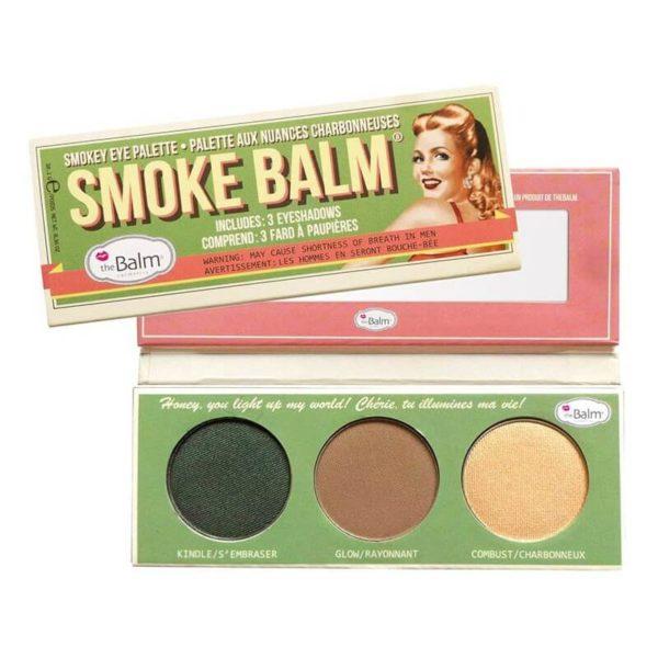 The Balm SMOKE 2 -  Paleta Cieni