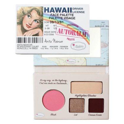 The Balm Autobalm HAWAII - Paletka do makijażu