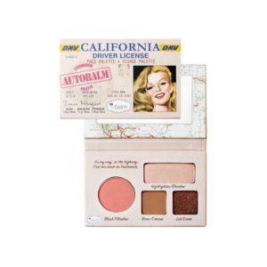 The Balm Autobalm CALIFORNIA - Paletka do makijażu