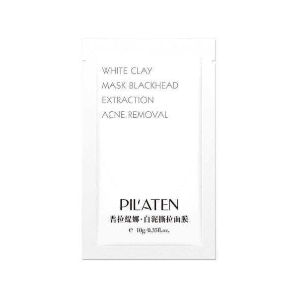 Pilaten White Mask - Biała Maska Oczyszczająca
