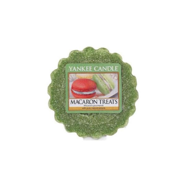 Yankee Candle Macaron Treats - Wosk
