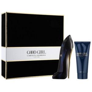 Carolina Herrera Good Girl Zestaw - EDP 50ml + balsam