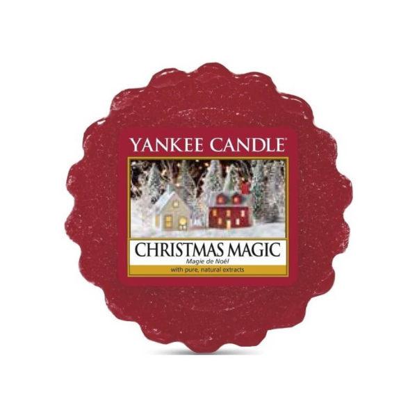 Yankee Candle Christmas Magic - Wosk