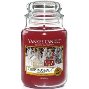 Yankee Candle Christmas Magic - Świeca Duża