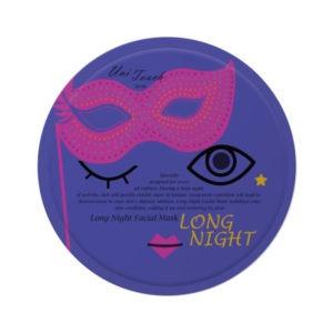 UniTouch Maseczka w Płacie - Long Night