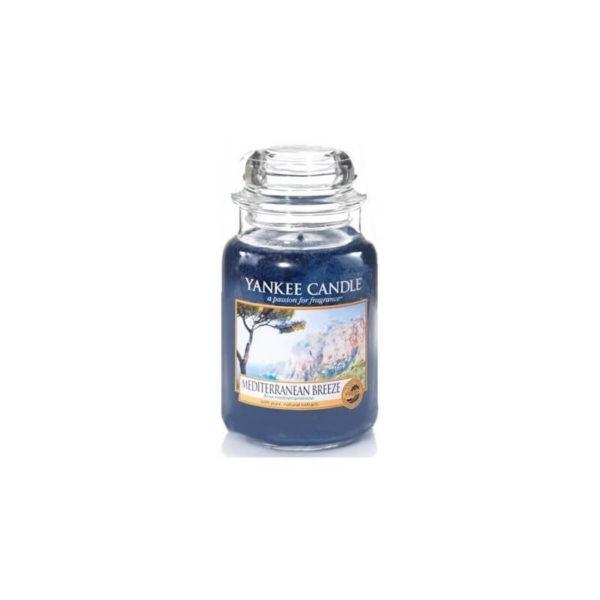 Yankee Candle Mediterranean Breeze - Świeca Duża