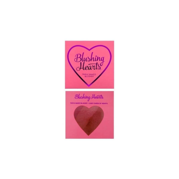 Makeup Revolution Róż Blushing Hearts Candy Queen of Hearts