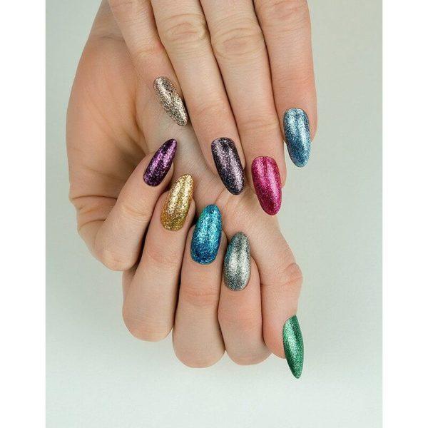 Semilac Lakier Hybrydowy Platinum - 256 Violet